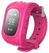 ДЕТСКИЕ GPS ЧАСЫ SMART BABY WATCH Q50 (розовые)