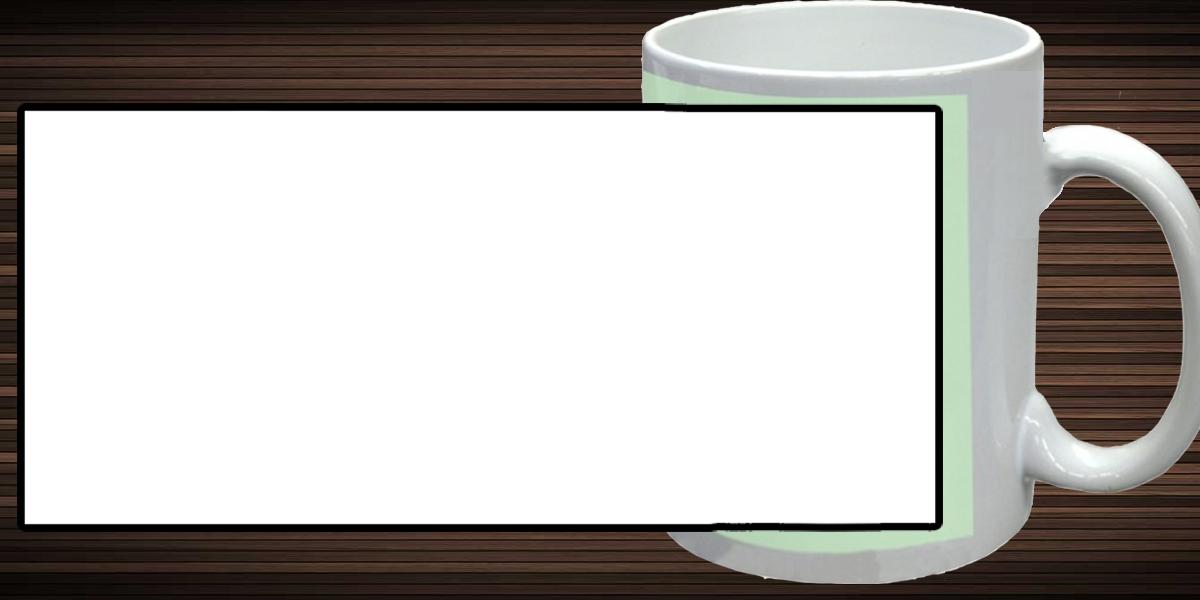 Кружка флуоресцентная (можно редактировать!)