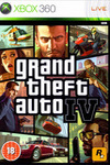 Grand Theft Auto IV RUS (Xbox 360)