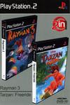 Rayman 3 Hoodlum Havoc, Tarzan Freeride (PS2)