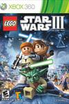 Lego Star Wars III The Clone Wars (Xbox 360)