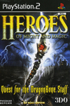 Heroes of Might and Magic: Quest for the Dragon Bone Staff (PS2)