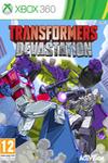 Transformers: Devastation (Xbox 360) (Lt+3.0)