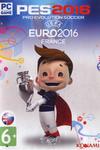 Pro Evolution Soccer 2016. UEFA EURO 2016 FRANCE.
