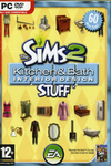 The Sims 2: Kitchen & Bath Interior Design Stuff Pack