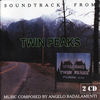 Twin Peaks - 2 CD Edition  - Original & Fire Walk With Me