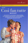Wolfgang Amadeus Mozart: Cosi fan tutte