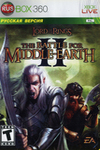 Lord of the Rings: the Battle for Middle-Earth II (X-Box 360)