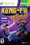 Kung Fu High Impact (Xbox 360 Kinect)