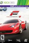 Forza Motorsport 4 (Xbox 360 Kinect)