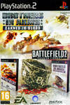 Battlefield 2 Modern Combat (PS2)/ Brothers In Arms Earned In Blood (PS2)