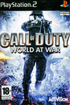 Call Of Duty World At War (PS2)