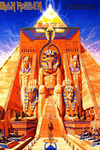 Iron Maiden – Powerslave - 1984 1st Japan Press