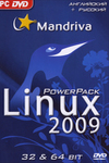 Mandriva Linux 2009 PowerPack 32 & 64 bit