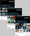 Контрольные отпечатки (часть 1,2,3) / Contacts