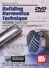 David Barrett - Building Harmonica Techniques Volumes 1 - 4