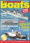Model boats/Модели лодок - 82 номера + 10 cпецвыпусков [1966, 2007, 2011-2019 PDF, ENG] - обновлено 2019-07-14