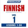 Pimsleur Finnish. Level 1 / Пимслер - финский язык [2012, PDF