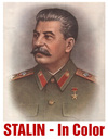 Сталин - В цвете / Stalin - In Color