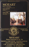 Mozart - Piano concertos 21 24 (Gould, CBC Symphony Orchestra, Susskind, Lhevinne, Juilliard Orchestra, Morel - 1983, OGG (tracks) 256 kbps