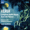 Jose Serebrier, Bournemouth Symphony Orchestra - Verdi - Complete Ballet Music from the Operas - 2012