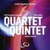 LSO Percussion Ensemble - Corea, Locke, Ozone, Reich, Simcock - Quartet Quintet - 2020