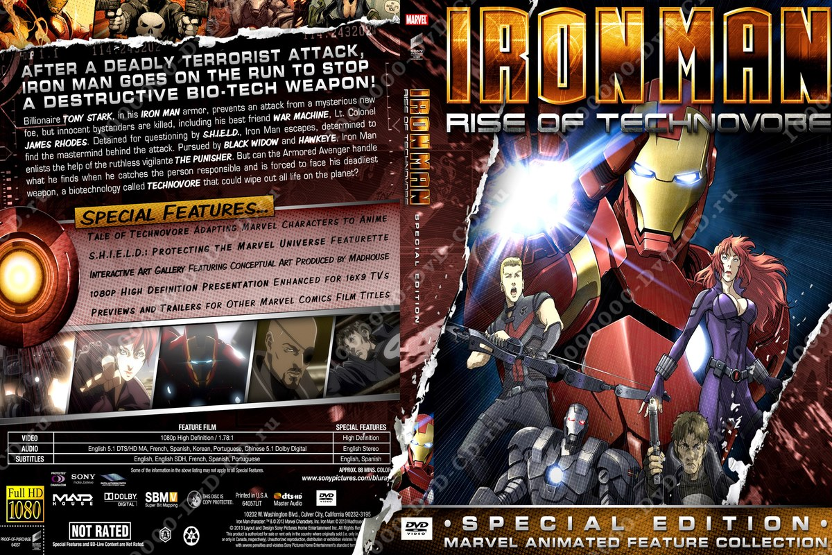 Amazoncom Iron Man and Hulk Heroes United Bluray