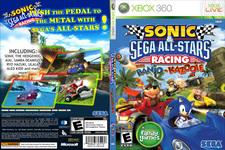 Купить Sonic & SEGA All-Stars Racing (Xbox 360) в нашем интернет магазине dvd cd дисков 1000000-dvd-cd.ru