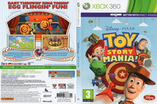 Купить Toy Story Mania (Xbox 360) (LT+3.0) в нашем интернет магазине dvd cd дисков 1000000-dvd-cd.ru