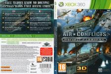 Купить Air Conflicts: Pacific Carriers (Xbox 360) в нашем интернет магазине dvd cd дисков 1000000-dvd-cd.ru