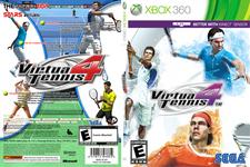 Купить Virtua Tennis 4 (Xbox 360) в нашем интернет магазине dvd cd дисков 1000000-dvd-cd.ru