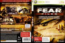 Купить F.E.A.R. Files (Xbox 360) в нашем интернет магазине dvd cd дисков 1000000-dvd-cd.ru