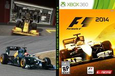 Купить F1 2014 (Xbox 360) (LT +3.0) в нашем интернет магазине dvd cd дисков 1000000-dvd-cd.ru