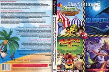 Купить Madagascar Escape 2 Africa (PS2)/ Sea Monsters - A Prehistoric Adventure (PS2)/ Shrek Carnival Craze (PS2)/ The Legend of Spyro Dawn of the Dragon (PS2) в нашем интернет магазине dvd cd дисков 1000000-dvd-cd.ru