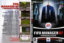 Купить FIFA Manager 07 в нашем интернет магазине dvd cd дисков 1000000-dvd-cd.ru