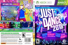 Купить Just Dance 2018 (Xbox 360) в нашем интернет магазине dvd cd дисков 1000000-dvd-cd.ru