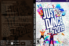 Купить JUST DANCE 2019 (REGION FREE, ENG) (XBOX 360) в нашем интернет магазине dvd cd дисков 1000000-dvd-cd.ru