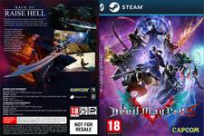 Купить Devil May Cry 5 в нашем интернет магазине dvd cd дисков 1000000-dvd-cd.ru