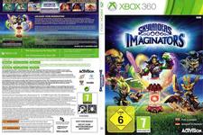 Купить SKYLANDERS IMAGINATORS (Xbox 360) в нашем интернет магазине dvd cd дисков 1000000-dvd-cd.ru