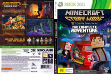 Купить MINECRAFT STORY MODE - THE COMPLETE ADVENTURE (Xbox 360) в нашем интернет магазине dvd cd дисков 1000000-dvd-cd.ru