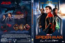 Купить Человек-паук: Вдали от дома (2019) в нашем интернет магазине dvd cd дисков 1000000-dvd-cd.ru