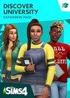 Купить The Sims 4: Discover University (2019) в нашем интернет магазине dvd cd дисков 1000000-dvd-cd.ru