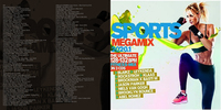 Купить Sports Megamix 2020.1 (2020) MP3 в нашем интернет магазине dvd cd дисков 1000000-dvd-cd.ru