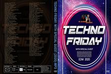 Купить Techno Friday: With Special Guest (2020) MP3 в нашем интернет магазине dvd cd дисков 1000000-dvd-cd.ru
