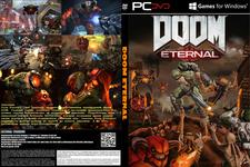 Купить DOOM: ETERNAL (2020) в нашем интернет магазине dvd cd дисков 1000000-dvd-cd.ru