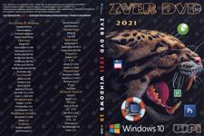 Купить ZVER DVD 2021: WINDOWS 10 64-bit + ZverWPI в нашем интернет магазине dvd cd дисков 1000000-dvd-cd.ru